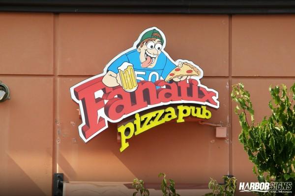 Fanatix Pizza Pub
